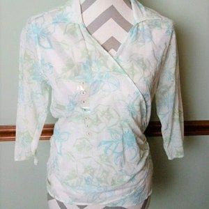 NWT Columbia size small wrap shirt